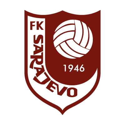 FK Sarajevo logo vector