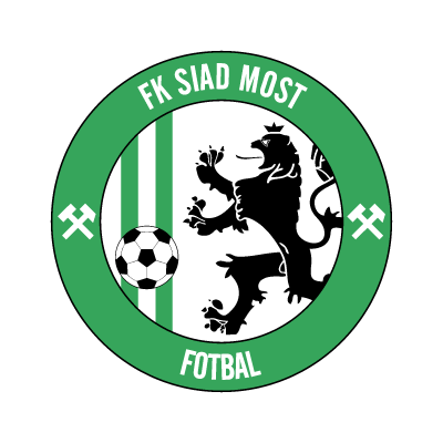 FK SIAD Most logo vector