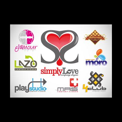 Footage logo template