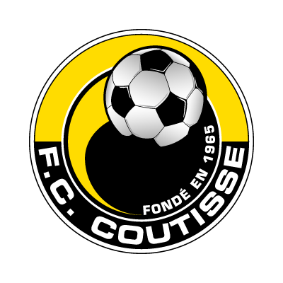 Football Club Coutisse (1965) logo vector