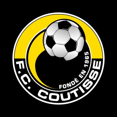 Football Club Coutisse (1965) vector logo