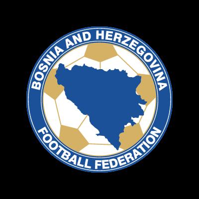 Football Federation of Bosnia and Herzegovina logo vector