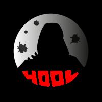 Football Hooligan logo template