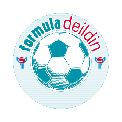 Formuladeildin logo vector