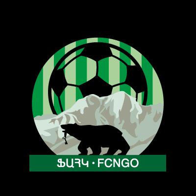 Gandzasar FC NGO logo vector