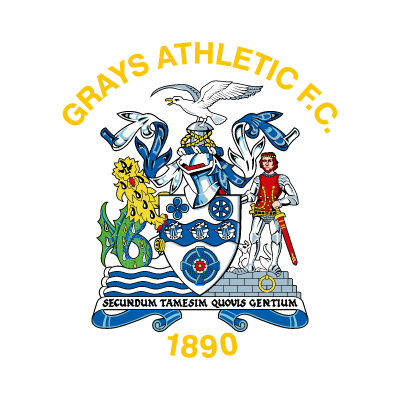 Grays Athletic FC logo vector
