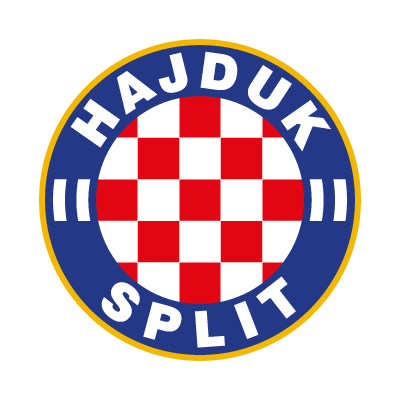 HNK Hajduk Split logo vector