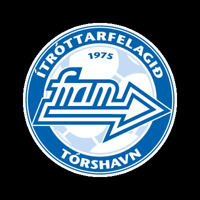 IF Fram (1975) vector logo