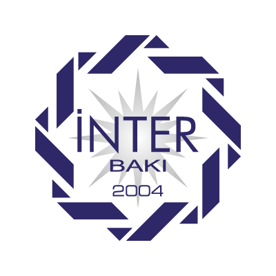 Inter Baki FK vector logo