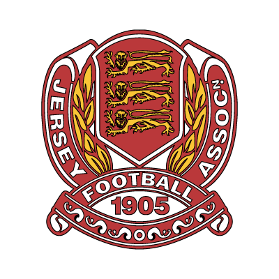 Jersey Football Association logo vector