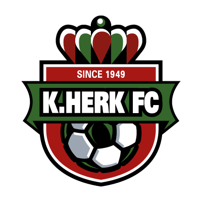 K. Herk-de-Stad FC vector logo