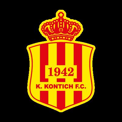 K. Kontich FC logo vector
