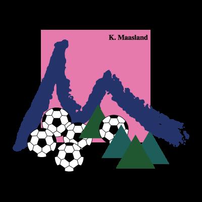 K. Maasland Maasmechelen logo vector