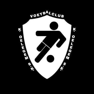 K. Oelegem SK logo vector