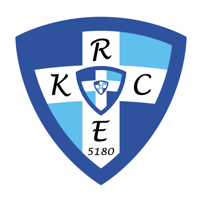 K. Racing Emblem logo vector