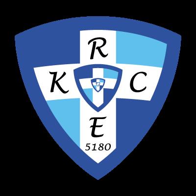 K. Racing Emblem vector logo