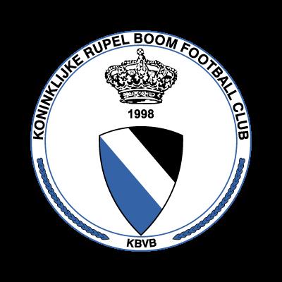 K. Rupel Boom FC vector logo