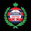 K. United Lommel logo vector