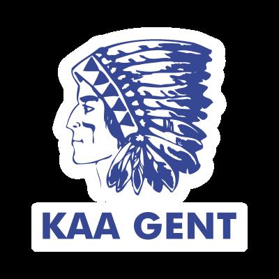 KAA Gent (2009) logo vector