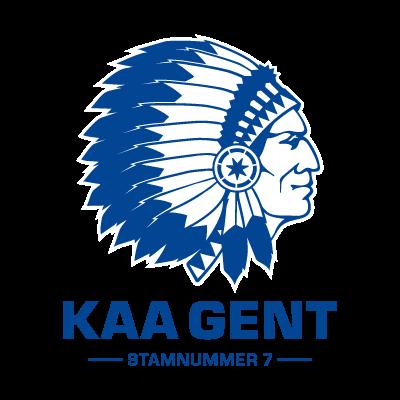 KAA Gent (Current) logo vector