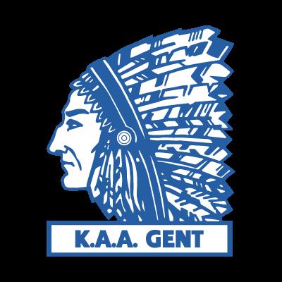 KAA Gent (Old) logo vector
