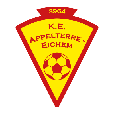 KE Appelterre-Eichem logo vector