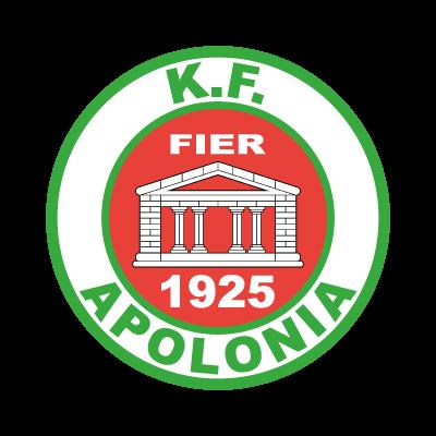 KF Apolonia logo vector