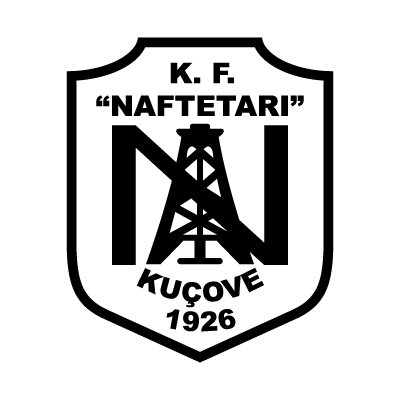 KF Naftetari Kucove logo vector