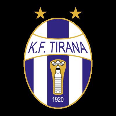 KF Tirane logo vector
