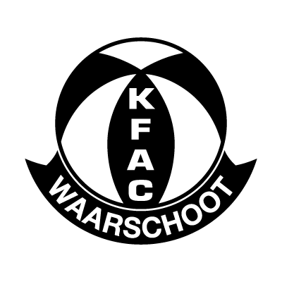 KFAC Waarschoot logo vector