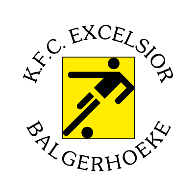 KFC Excelsior Balgerhoeke logo vector