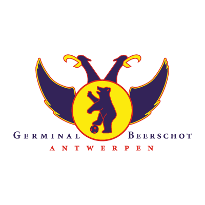 KFC Germinal Beerschot logo vector