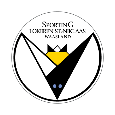 KS Lokeren Sint-Niklaas Waasland logo vector