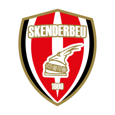 KS Skenderbeu Korce logo vector