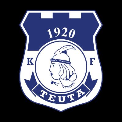 KS Teuta Durres logo vector