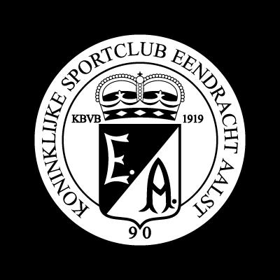 KSC Eendracht Aalst (90) logo vector