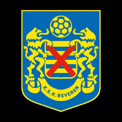 KSK Beveren logo vector