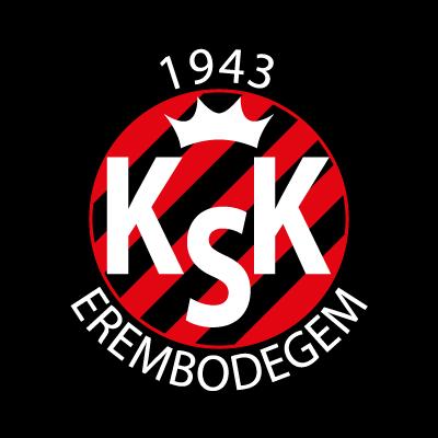 KSK Erembodegem (1943) logo vector