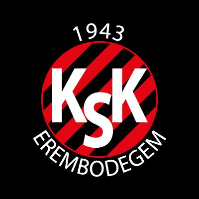 KSK Erembodegem logo vector