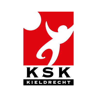 KSK Kieldrecht logo vector