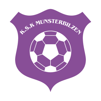 KSK Munsterbilzen logo vector