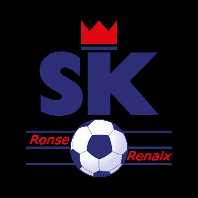 KSK Ronse logo vector