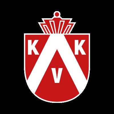KV Kortrijk (Old) logo vector