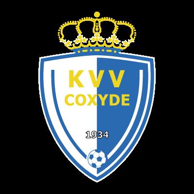 KVV Coxyde vector logo