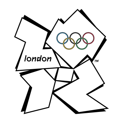 London 2012 logo template