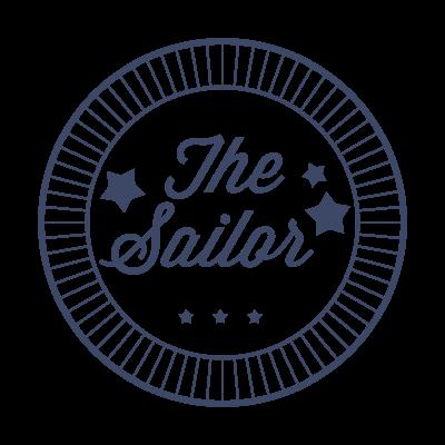 Nautical Badge logo template