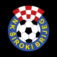 NK Siroki Brijeg vector logo