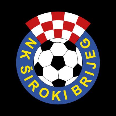 NK Siroki Brijeg logo vector