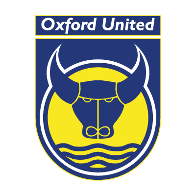 Oxford United FC logo vector