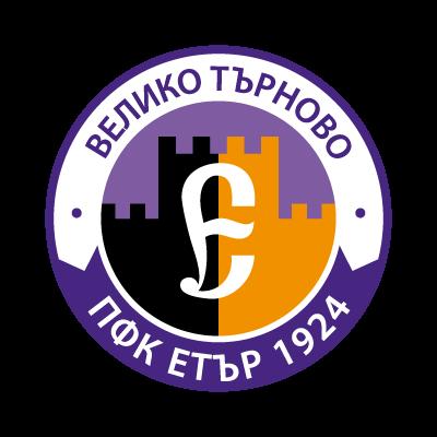 PFC Etar 1924 logo vector